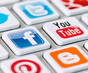 Promoción redes sociales